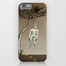 the truth is dying · humanity iPhone Case