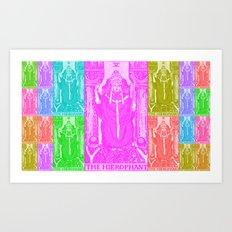 Hierophantsy Art Print