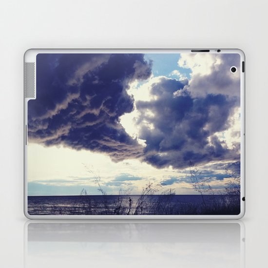U.P. Clouds Laptop & iPad Skin