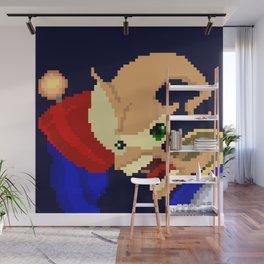 Pixel Jim Wall Mural