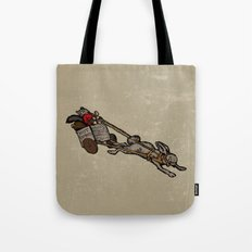 The Nut Express Tote Bag