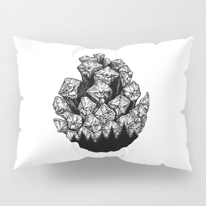 Pinecone I Pillow Sham