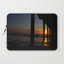 Under the Pier Laptop Sleeve