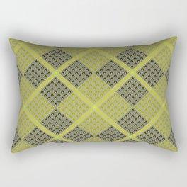 Fammable Pattern Rectangular Pillow