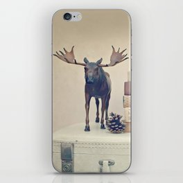 We Took To The Woods iPhone Skin