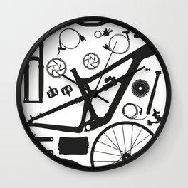 Bike Parts - Hightower Wall Clock