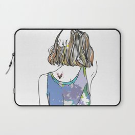 Colurful Girl Laptop Sleeve