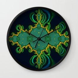 Emerald Art Wall Clock