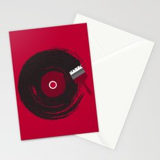 Art of Music (RED) Stationery Cards