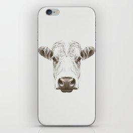 Cow Sym iPhone Skin