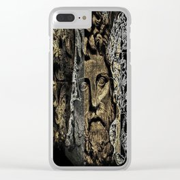 Phillip of Macedon  series 5 Clear iPhone Case