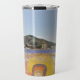 A View from the Top Travel Mug