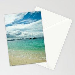 Motobu Seaside Stationery Cards
