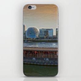 LONDON THEMES iPhone Skin