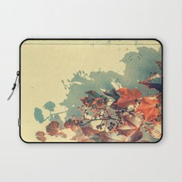 Grapes of Autumn Laptop Sleeve