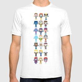 90's 'X-men' Robotics T-shirt