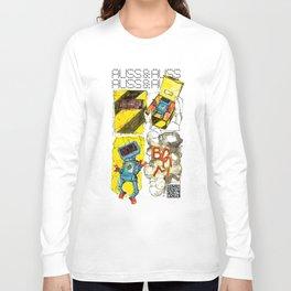 AUSS & AUSS - SEASON 1: THE GIFT - BOOM! Long Sleeve T-shirt