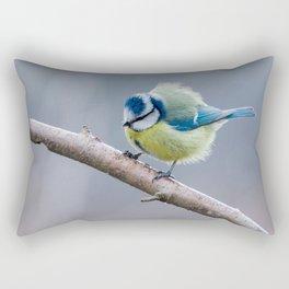 Ruffled feathers Rectangular Pillow
