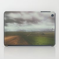 wanderlust iPad Cases featuring Wanderlust by SpaceFrogDesigns