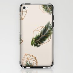 Palm + Geometry #society6 Decor #buyart iPhone & iPod Skin
