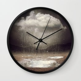 It's Okay. Even the Sky Cries Sometimes. Wall Clock