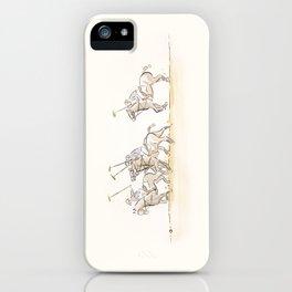 Chukkas iPhone Case