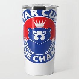 Star Cubs The Champ Travel Mug
