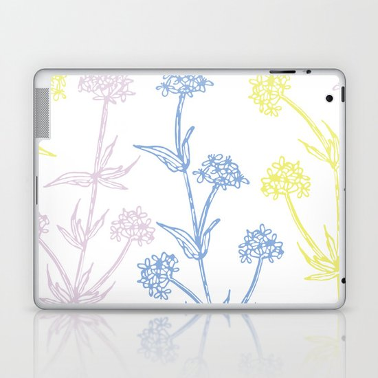 Little flowers    Laptop & iPad Skin