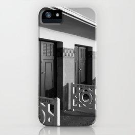 Deauville 1 iPhone Case