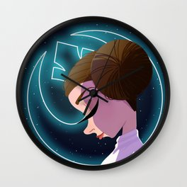 Forever Our Princess Wall Clock