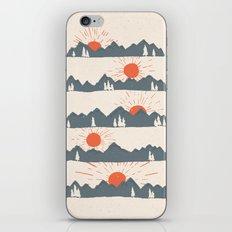 Sunrises... Sunsets... iPhone & iPod Skin