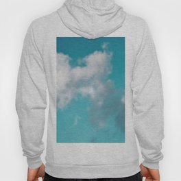 Dreaming floating candy on green Hoody