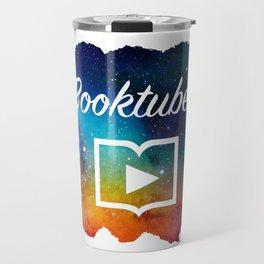 booktuber universe Travel Mug