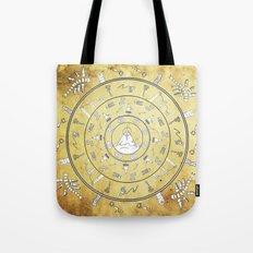 Journey Mandala Tote Bag