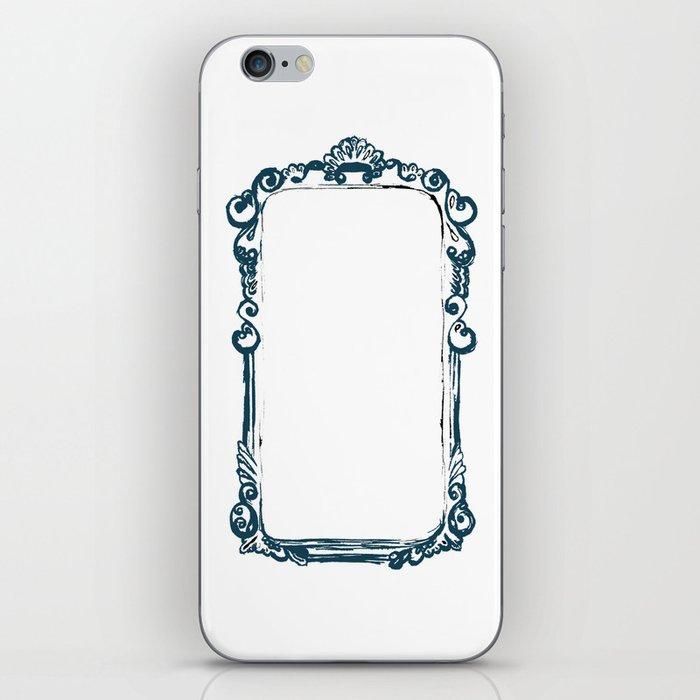 frame iPhone Skin