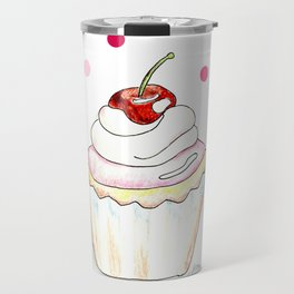 Cherry On Top Travel Mug