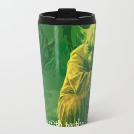 Yoda | Star War Art Travel Mug