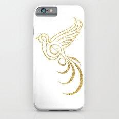 Golden Songbird Slim Case iPhone 6s