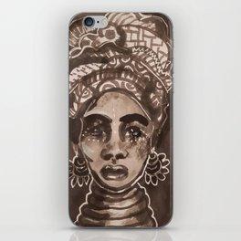 I am africa iPhone Skin