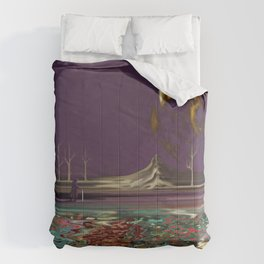 Child In Time (Deep Purple) Comforters