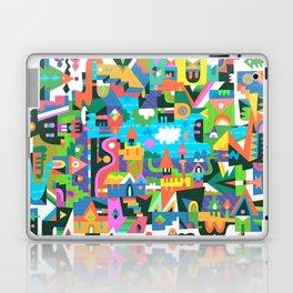 Neighbourhood 2 Laptop & iPad Skin