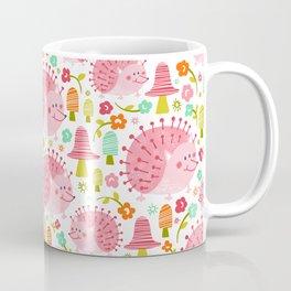 Hildie The Hedghog Coffee Mug