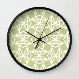 The Evanston 123 Subtle Spring Wall Clock