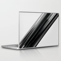the strokes Laptop & iPad Skins featuring Strokes by TheSmallCollective
