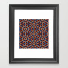 GEOMETRIC 2 Framed Art Print