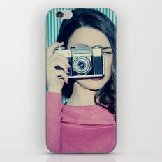 Camera Love iPhone & iPod Skin