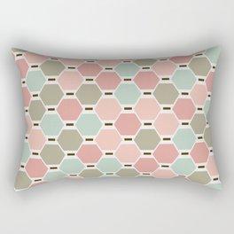 Mod Octagon Rectangular Pillow