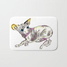 Pssycat Bath Mat