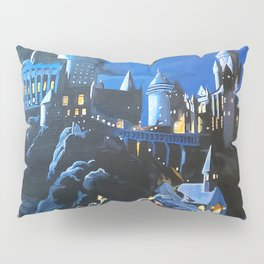 Gogwarts Pillow Sham