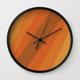 Retro Sunlight Wall Clock